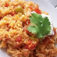 Spanish Rice II Recipe