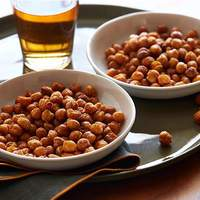 Spicy Baked Chickpeas Recipe