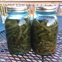 Spicy Dilly Beans Recipe