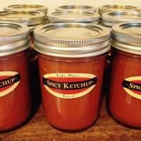 Spicy Jalapeno Ketchup Recipe