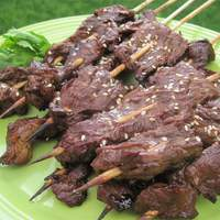 Steak on a Stick Recipe