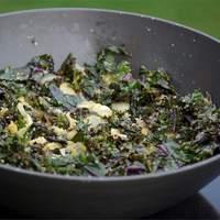 Stir Fried Kale Recipe
