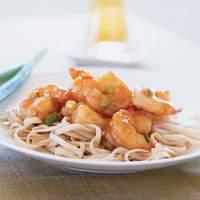 Stir-Fried Shrimp with Spicy Orange Sauce Recipe