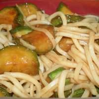 Stir-fried Zucchini With Hoisin Sauce Recipe
