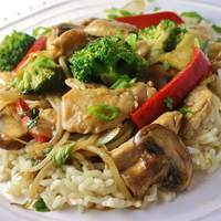 Stir-Fry Chicken and Vegetables Recipe