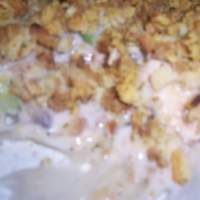 Stove Top One-Dish Chicken Bake With Vegetables. Recipe