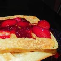 Strawberry-Lemon Syrup Recipe