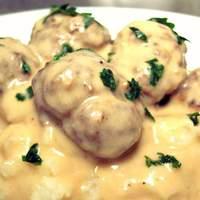 Swedish Cardamom Meatballs Recipe