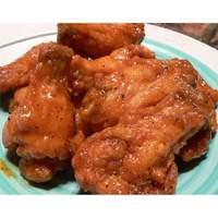 Sweet Spicy Wings Recipe