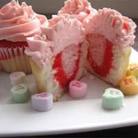 Sweetheart Cupcakes Recipe