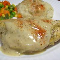 Tarragon Chicken Casserole Recipe
