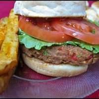 Tasty Tuna Burgers Recipe