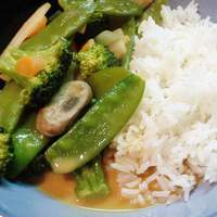 Thai Red Curry With Vegetables Recipe