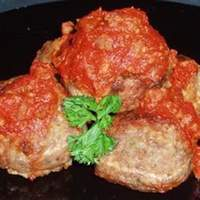 The Best Meatballs Recipe