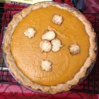 The Best Pumpkin Pie(ATK) Recipe