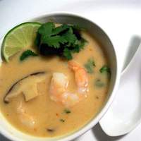 The Best Thai Coconut Soup Recipe