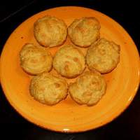 The Deen Brothers' Baked Hush Puppies Recipe