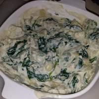 Tofu Creamed Spinach Recipe
