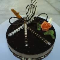 Torta Di Mandorle Con Arancia Almond and Orange Cake Recipe