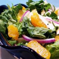 Tossed Salad With Mandarin Oranges Recipe