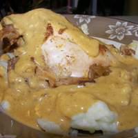 True Hungarian Chicken Paprikas Recipe