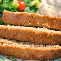 Turkey and Quinoa Meatloaf Recipe