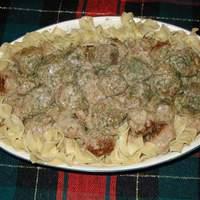 Turkey-dilly Meatballs Recipe