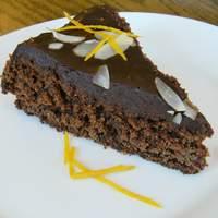 Vegan Chocolate - Orange Torte Recipe