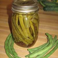 Very Yummy Spicy Dilly Beans Recipe