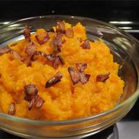 Whipped Cardamom Sweet Potatoes Recipe