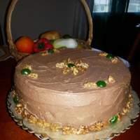 White Cake Frosting I Recipe