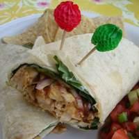Whole Foods Jamaican Jerk Chicken Wrap Recipe