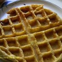 Whole Wheat Yeast Waffles Recipe
