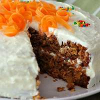 Why-I-Joined-Zaar Carrot Cake Recipe