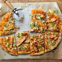 Wingless Buffalo Chicken Pizza Recipe