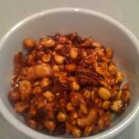 Wonderful Microwave Honey Roasted Nuts Recipe