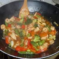 Zesty Chicken Stir-Fry Recipe