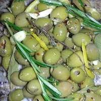Zesty Lemon Olives Recipe