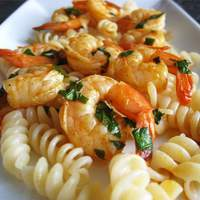 Zippy Summer Shrimp Recipe