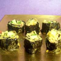 "Zippy ""tuna"" Rolls (Raw Foods) Recipe"