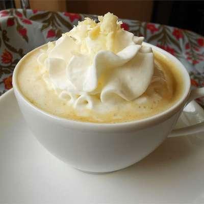Abbey's White Chocolate Latte - RecipeNode.com