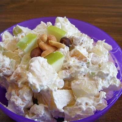 Affy Tapple Salad - RecipeNode.com