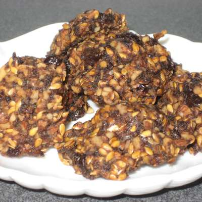 Alla's Cranberry Scones (Raw Foods) - RecipeNode.com