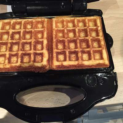 Almond Flour Waffles - RecipeNode.com