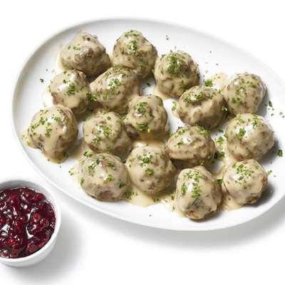 Almost-Famous Swedish Meatballs - RecipeNode.com