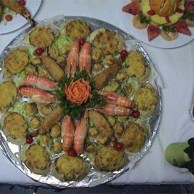 Amazing Crab Shells - RecipeNode.com