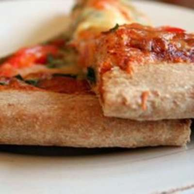 Amazing Whole Wheat Pizza Crust - RecipeNode.com