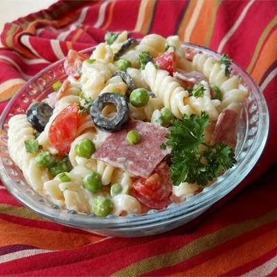 American-Italian Pasta Salad - RecipeNode.com