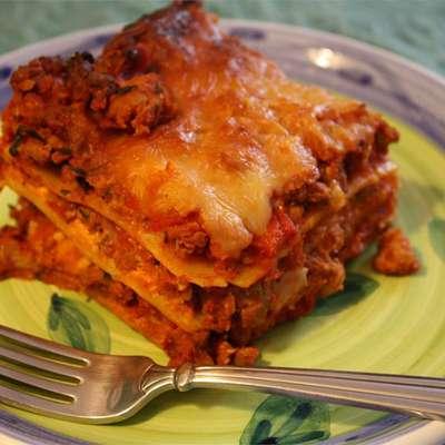 American Lasagna - RecipeNode.com