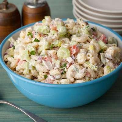 American Macaroni Salad - RecipeNode.com